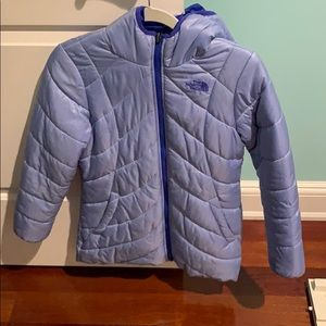 North face winter coat REVERSIBLE COAT!!!